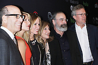 NEW YORK, NY- OCTOBER 6: Matt Blank, Claire Danes, Dana Walden, Julie Menin and Mandy Patink at PaleyFest New York 2016 presents the screening of  Homeland at the Paley Center for Media in New York City on October 06, 2016. Credit: RW/MediaPunch