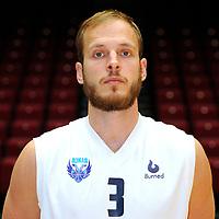 GRONINGEN - Basketbal, presentatie Donar, seizoen 20-17-2018, 30-10-2017,  Donar speler Aron Roye