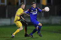 Aveley vs Romford 21-09-15