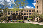 May 3, 2016; Decio Faculty Hall (Photo by Matt Cashore/University of Notre Dame)