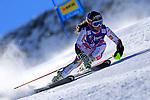 24/10/2015, Soelden - FIS Alpine Ski World Cup <br /> Coralie Frasse Sombet in action on October 24, 2015 in Soelden, Austria. <br /> &copy; Pierre Teyssot