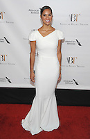 NEW YORK, NY - OCTOBER 20: Misty Copeland attends the American Ballet Theater 2016 Fall Gala on October 20, 2016 at David H. Koch Theater at Lincoln Center in New York City. Photo by John Palmer/MediaPunch