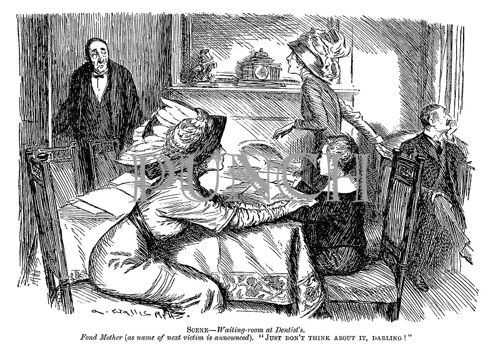 Arthur Wallis Mills Cartoons from Punch magazine | PUNCH