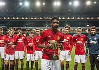 Milton Keynes Dons U15s v Manchester United U15s - Gwen & Jim Mann Academy Challenge Cup - 28.04.201