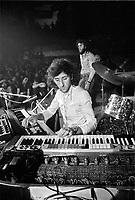 - the song writer Franco Battiato (Milan, 1976)....- il cantautore Franco Battiato (Milano, 1976) - the song writer Franco Battiato (Milan, Maj 1975)<br /> <br /> - il cantautore Franco Battiato (Milano, Maggio 1975)