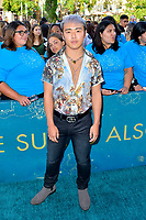 Andre Nguyen bei der Weltpremiere des Kinofilms 'The Sun Is Also a Star' in den Pacific Theaters at the Grove. Los Angeles, 13.05.2019