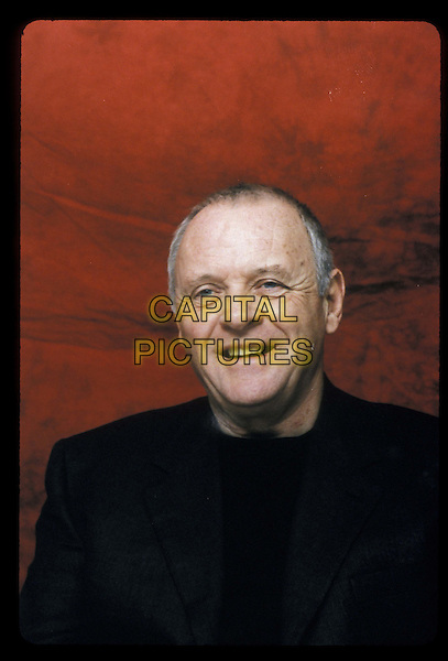 ANTHONY HOPKINS.headshot, portrait.*RAW SCAN- photo will be adjusted for publication*.www.capitalpictures.com.sales@capitalpictures.com.©Capital Pictures