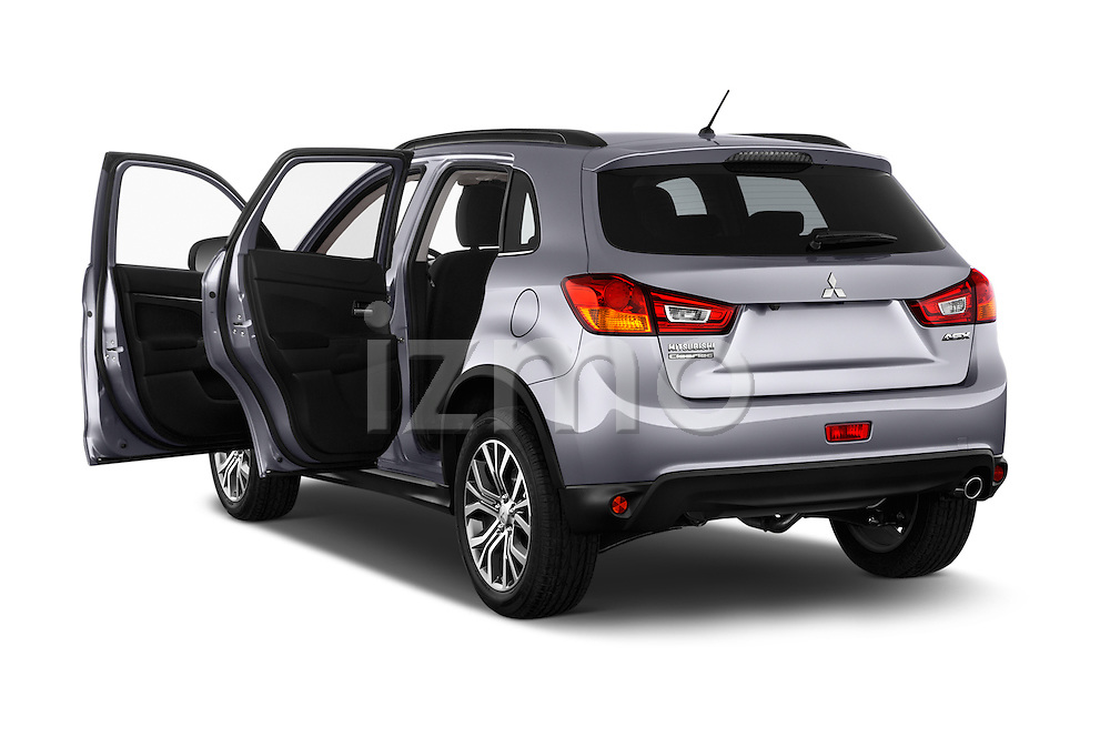 Car images of 2015 Mitsubishi ASX Diamond Edition 5 Door SUV Doors
