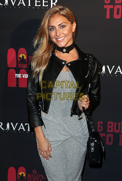 10 May 2016 - Los Angeles, California - Cassie Scerbo. &quot;6 Bullets To Hell&quot; Launch. <br /> CAP/ADM/SAM<br /> &copy;SAM/ADM/Capital Pictures