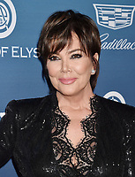 LOS ANGELES, CA - JANUARY 05: Kris Jenner attends Michael Muller's HEAVEN, presented by The Art of Elysium at a private venue on January 5, 2019 in Los Angeles, California.<br /> CAP/ROT/TM<br /> ©TM/ROT/Capital Pictures