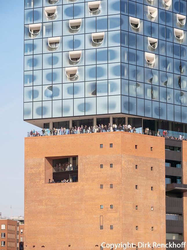 Elbphilharmonie in der Hafencity, Hamburg, Deutschland, Europa<br /> Concert hall Elbphilharmonie in the Hafencity, Hamburg, Germany, Europe