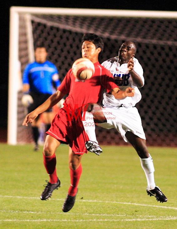 .rThe Ohio State University vs. California State University Bakersfield Men's Soccer