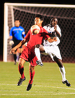 .rThe Ohio State University vs. California State University Bakersfield Men's Soccer