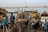 Traditional fishingboot