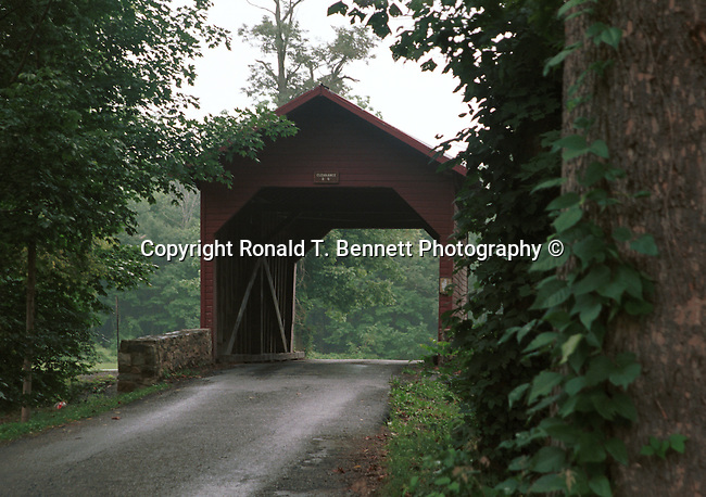 Covered Bridge Thurmont Maryland, Old Line State, Free State, Fine Art Photography by Ron Bennett, Fine Art, Fine Art photography, Art Photography, Copyright RonBennettPhotography.com ©
