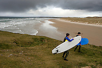 Bundoran beach Sligo, Ireland.Picture James Horan