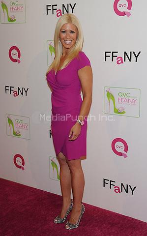 New York,NY-October 8: Jill Martin at QVC presents 'FFANY Shoes on Sale' at Waldorf Astoria Hotel ln New York City on October 8, 2014. Credit: John Palmer/MediaPunch