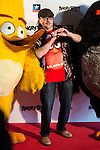 Santiago Segura during the photocall of the kid premiere of the film Angry Birds in Madrid, May 07, 2016. (ALTERPHOTOS/BorjaB.Hojas)