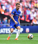 Eden Hazard of Chelsea during the FA cup semi-final match at Wembley Stadium, London. Picture date 22nd April, 2018. Picture credit should read: Robin Parker/Sportimage