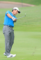 Mike Weir (CAN) on the 5th during Round 3 of the CIMB Classic in the Kuala Lumpur Golf & Country Club on Saturday 1st November 2014.<br /> Picture:  Thos Caffrey / www.golffile.ie