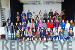 Mercy Mounthawk  Students choir  rehearsing  with the Scotia Ensemble for their 4 concerts Centenary hall Mercy mounthawk Saturday 4th March, The Franciscan Friary, Killarney, Sunday 5th March, St. James Church, Dingle 11th March, St. Patrick's Church of Ireland, Kenmare 12th March