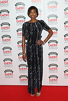 Tolula Adeyemi at The Jameson Empire Film Awards 2014 - Arrivals, London. 30/03/2014 Picture by: Henry Harris / Featureflash