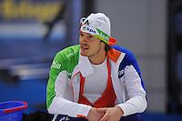 SCHAATSEN: BERLIJN: Sportforum, 06-12-2013, Essent ISU World Cup, 500m Men Division B, Hein Otterspeer (NED), ©foto Martin de Jong