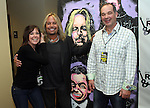 SIOUX FALLS, SD - MARCH 30: Vince Neil from Motley Crue poses for photos at the grand opening of the Brennan Rock and Roll Academy Saturday March 30, 2013 in Sioux Falls, SD. (Photo by Dave Eggen/Inertia)