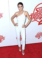 11 April 2018 - Hollywood, California - Emmanuelle Chriqui. &quot;Super Troopers 2&quot; Los Angeles Premiere held at Arclight Hollywood. <br /> CAP/ADM/BT<br /> &copy;BT/ADM/Capital Pictures