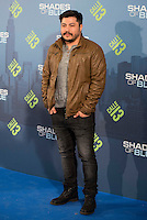 "Oscar Reyes attends to the premiere of the new series of chanel Calle 13, ""Shades of Blue"" at Callao Cinemas in Madrid. April 05, 2016. (ALTERPHOTOS/Borja B.Hojas) /NortePhoto.com"