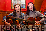 Sarah Finnan Killarney right and Lorraine Nash Lyrecompane whose new album  HOME is released next week