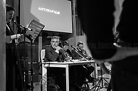 (From L to R) Nappi, Di Matteo, Resta, Lodato.<br />
