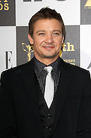 US actor Jeremy Renner arrives at the 25th Independent Spirit Awards held at the Nokia Theater in Los Angeles on March 5, 2010. The Independent Spirit Awards is a celebration honoring films made by filmmakers who embody independence and originality..Photo by Nina Prommer/Milestone Photo