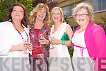 Cllr Gillian Wharton Slattery, Maureen Fleming, Teresa O'Brien and Mary Walsh having fun at the  Enable Ireland luncheon at the Earl of Desmond Hotel last Friday.