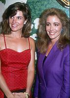 Susan St. James, Donna Rice, 1988 Photo By Michael Ferguson/PHOTOlink