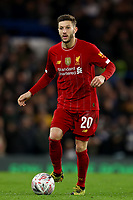 3rd March 2020; Stamford Bridge, London, England; English FA Cup Football, Chelsea versus Liverpool; Adam Lallana of Liverpool