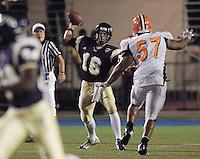 Florida International University Golden Panthers v. Bowling Green University Falcons at Miami, Florida on Saturday, September 16, 2006...Senior quarterback Josh Padrick (16)