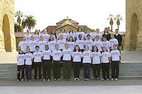 The 2001 Women's Crew team.