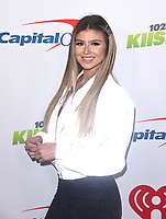 INGLEWOOD, CA - NOVEMBER 30: Raquel Leviss attends 102.7 KIIS FM's Jingle Ball 2018 Presented by Capital One at The Forum on November 30, 2018 in Inglewood, California. <br /> CAP/MPIIS<br /> &copy;MPIIS/Capital Pictures