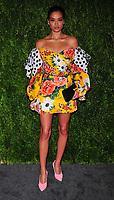 NEW YORK, NY - November 5: Shanina Shaik attends FDA / Vogue Fashion Fund 15th Anniversary event at Brooklyn Navy Yard on November 5, 2018 in Brooklyn, New York <br /> CAP/MPI/PAL<br /> &copy;PAL/MPI/Capital Pictures