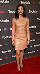 "Morena Baccarin attends the Broadway Opening Night of ""Tootsie"" at The Marquis Theatre on April 22, 2019  in New York City."