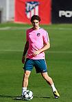 Atletico de Madrid's Sime Vrsaljko during training session. September 26,2017.(ALTERPHOTOS/Acero)