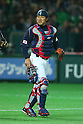 Ryoji Aikawa (JPN), .FEBRUARY 28, 2013 - WBC : .2013 World Baseball Classic .Exhibithion Game .between Tokyo Yomiuri Giants 1-6 Japan .at Yafuoku Dome, Fukuoka, Japan. .(Photo by YUTAKA/AFLO SPORT)