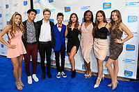 LOS ANGELES - OCT 28:  Dream Talent Crew at the 2018 Looking Ahead Awards at the Taglyan Cultural Complex on October 28, 2018 in Los Angeles, CA