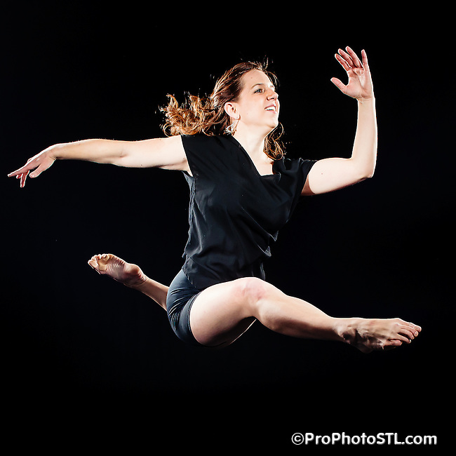 Ashleyliane Dance Company studio photo shoot.