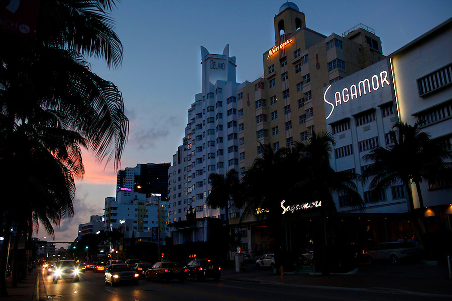 24 Hours in South Beach. Photo by Brian Blanco