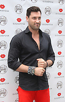 NEW YORK,NY - August 20, 2012: Maksim Chmerkovskiy attends the Sugarpova Launch at Henri Bendel in New York City. © RW/MediaPunch Inc. /NortePhoto.com<br />