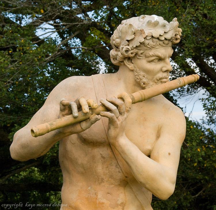 Biltmore Estate Garden Statues