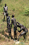 Surma Tribe, Lower Omo River, Ethiopia