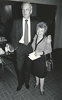 CelebrityArchaeology.com<br /> A View of Celebrities Through the Years<br /> New York City<br /> 1983 FILE PHOTO<br /> New York, NY<br /> Paul Newman Dr. Ruth Westheimer<br /> Photo By Adam Scull/PHOTOlink.net<br /> ----- / MediaPunch